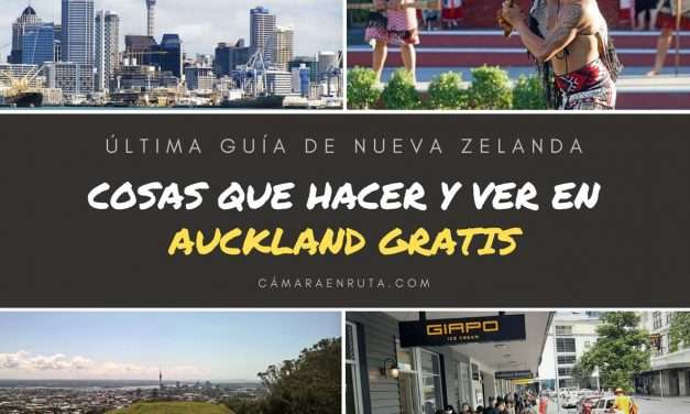 COSAS QUE HACER Y QUÉ VER EN AUCKLAND NUEVA ZELANDA GRATIS