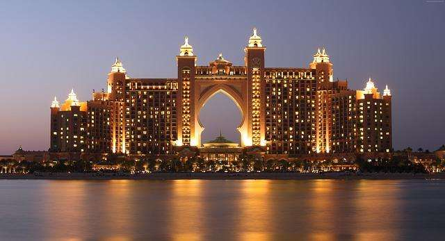 ▷ Cómo visitar en HOTEL Atlantis The Palm, Jumeirah