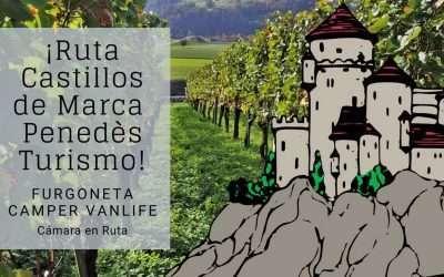 PENEDÈS RUTA EN FURGONETA CAMPER Cataluña – España – PENEDÉS LOVERS