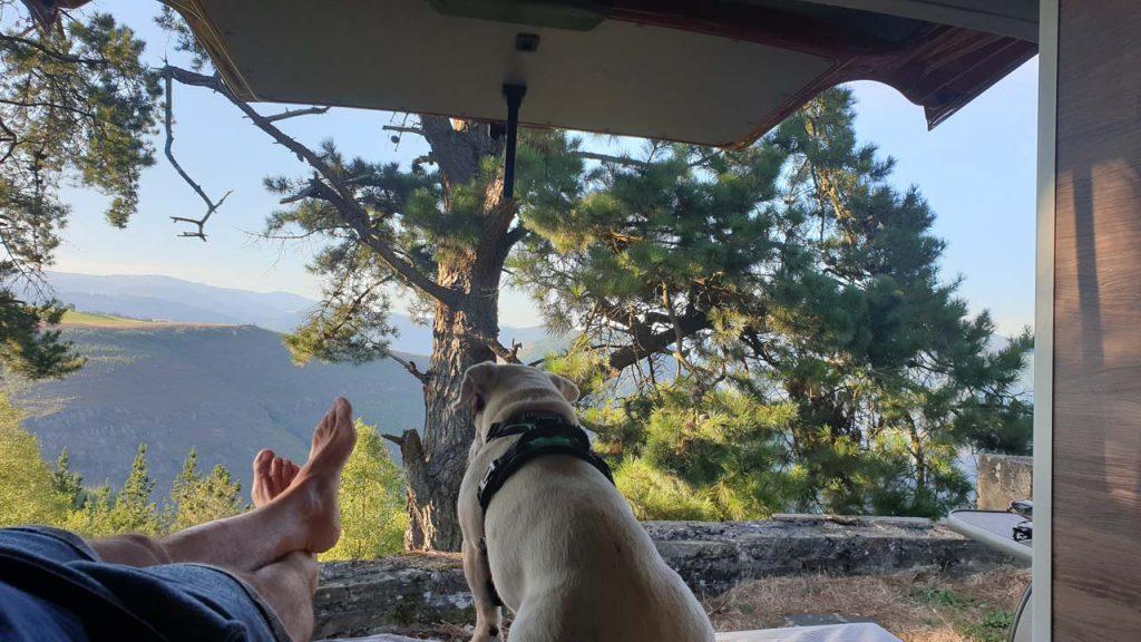 Ruta Furgoneta Camper Asturias